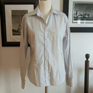 Brooks Brothers Fitted Button Down Shirt